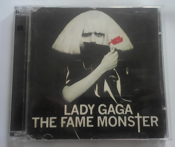 Cd Duplo Lady Gaga The Fame Monster