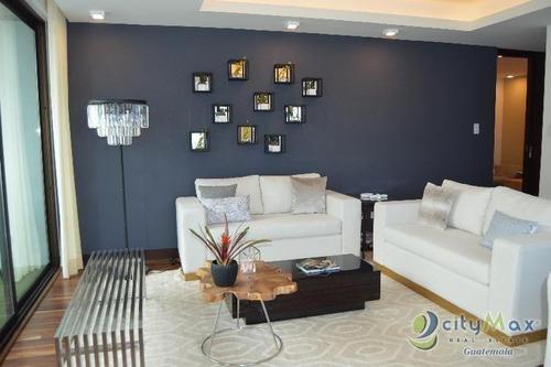 Vendo Apartamento Con 116m2 En Zona 15 - Pva-003-05-15-79