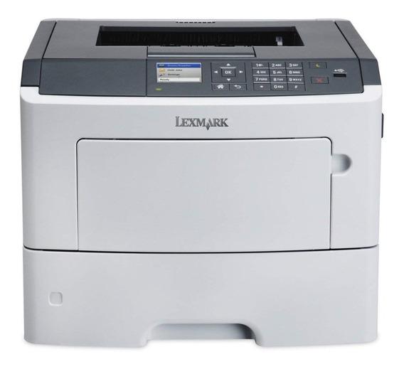 Impressora Lexmark Ms610dn Revisada Com Toner