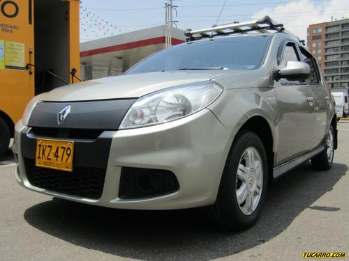 Renault Sandero Expression 1.6 Aa Mt