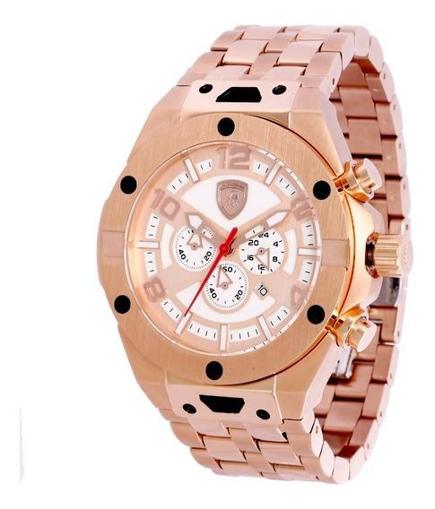 Relógio Masculino Lamborghini Murciélago Lb90055653m