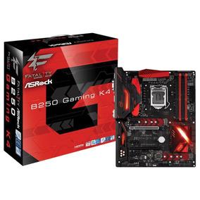 Placa-mãe Atx Asrock Fatal1ty B250 Gaming K4 Ddr4 Lga 1151