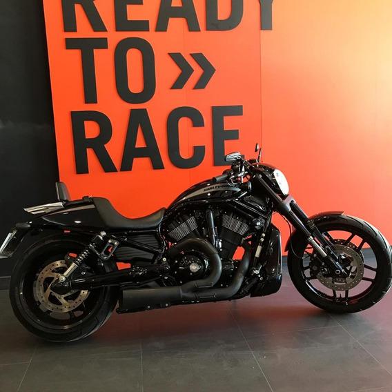 Harley Davidson - Night Rod - Preta