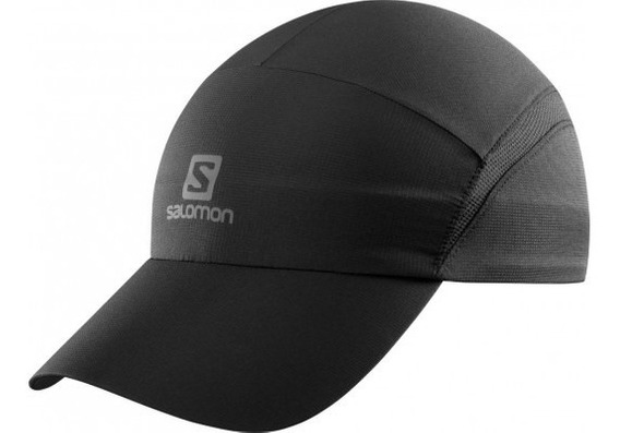Gorra Salomon Xa Cap Mujer Black Trail Running