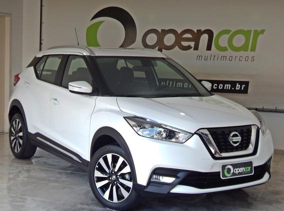 Nissan Kicks Sv Limited Único Dono 2017