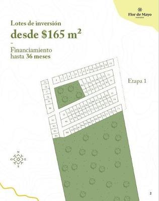 Lotes De Inversión, Zona Norte Paraíso Progreso.