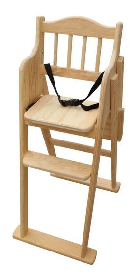 Silla Periquera De Bebe Plegable Con Cinturon De Seguridad