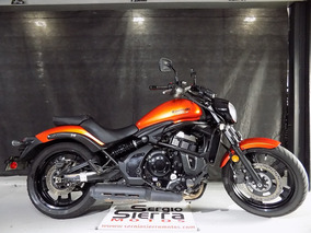 Kawasaki Vulcan650s Naranja 2016