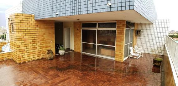 Cobertura Em Meireles, Fortaleza/ce De 245m² 4 Quartos À Venda Por R$ 450.000,00 - Co285943