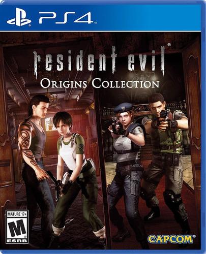 Imagen 1 de 7 de Resident Evil Origins Collection- Ps4 Fisico/ Mipowerdestiny