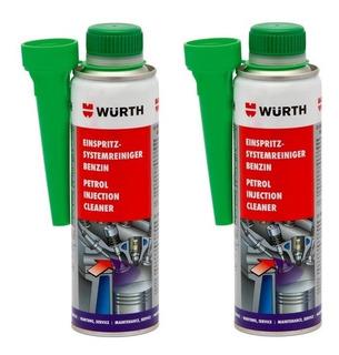 Aditivo Limpia Inyectores Nafta Y Diesel Wurth 300 Ml
