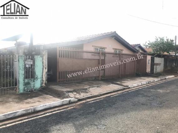 Casa Com 3 Quartos Na Chapada - 11070