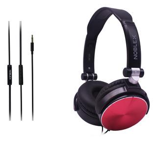 Auricular Noblex Hp-107 Rojo