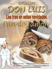 Pan De Jamón Venezolano Tradicional Y Hojaldrado