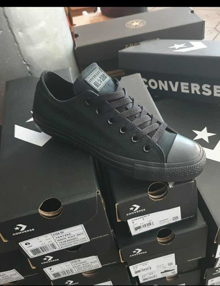 Zapatillas Converse Chuck Taylor All Star Ox Negro