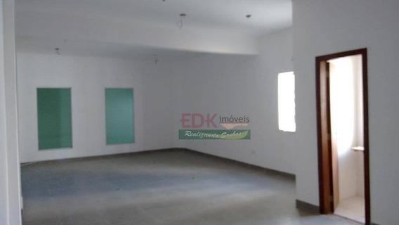Sala Para Alugar, 55 M² Por R$ 1.000/mês - Jardim Das Nações - Taubaté/sp - Sa0015