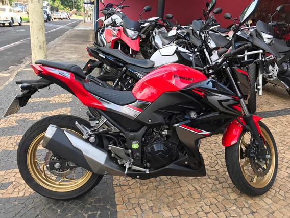 Kawasaki Z 300 Abs