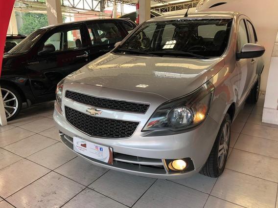 Chevrolet Agile 2013 1.4 Ltz 5p - Baixo Km!!!