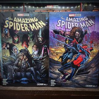 [español] The Amazing Spider-man: Cazado Vol. 1 Y 2