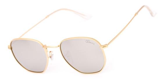 Oculos Ogrife Solar Feminino Og 1588-c Proteção Uv Original