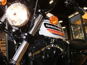 Harley-davidson Forty Eight 48 1200 2018 Blanca