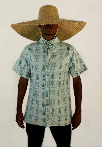 Camisa Estampada Sanper