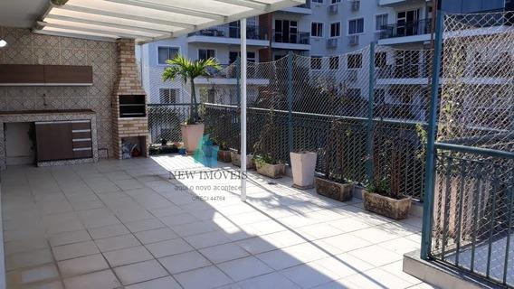 Apartamento A Venda No Bairro Campo Grande Em Rio De Janeiro - Vendo Jardim Europa-1