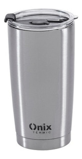Copo Térmico Parede Dupla Em Aço Inox 580ml