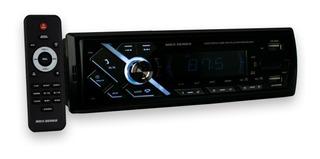 Auto Estéreo 1 Din Con Control Remoto / Mp3 Bluetooth Usb