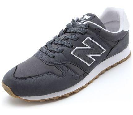 Tênis New Balance Ml373 Mtd Masculino - Cinza Escuro