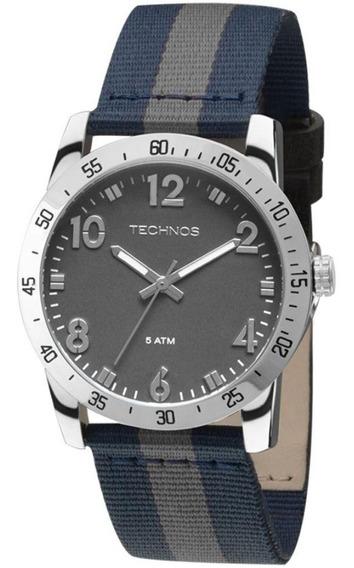 Relógio Technos Masculino Performance Militar 2036loz/0c