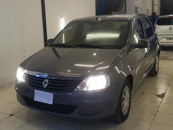 Renault Logan Gnc 5ta U Mano Fncio