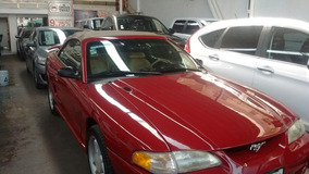 Ford Mustang 2p Gt Aut Equipado Piel Cd 1995