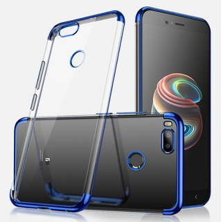 Funda Transparente Xiaomi Mi A1 Redmi 5 Plus 4x Note 4 Clear