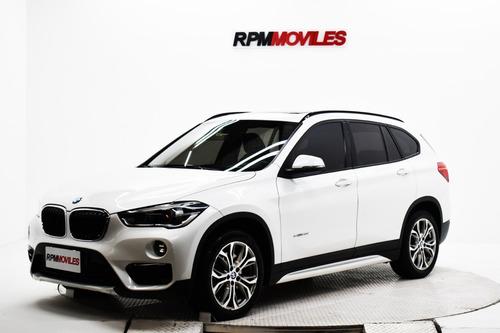 Bmw X1 2.0 Sport Sdrive Automatica 2017 Rpm Moviles