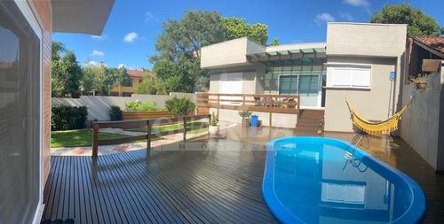 Casa Em Condominio - Sao Lucas - Ref: 204868 - V-204980