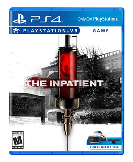 Videojuego The Inpatient Vr Playstation Vr