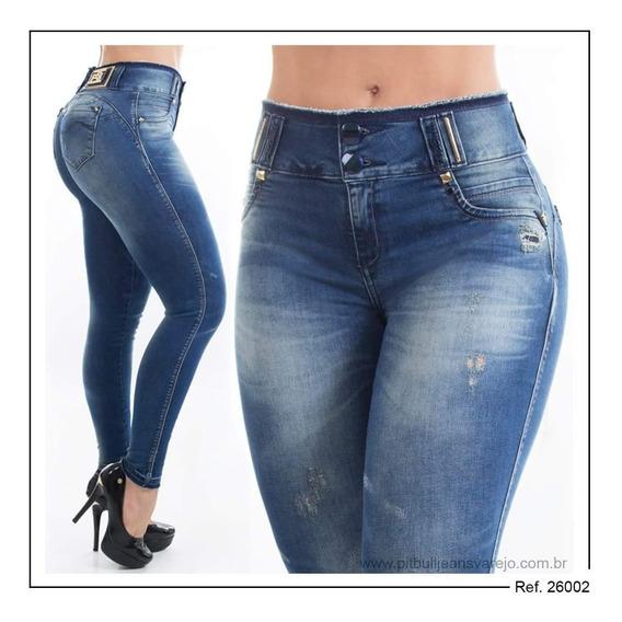 Calça Pit Bull Jeans Cigarrete Ref.26002