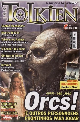 J. R. R. Tolkien Vol. 03 (o Universo Fan Não Informado