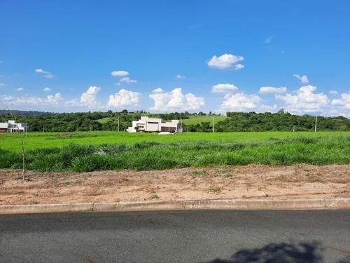 Imagem 1 de 6 de Terreno De 1.000 M² No Condomínio Village Ipanema Ii