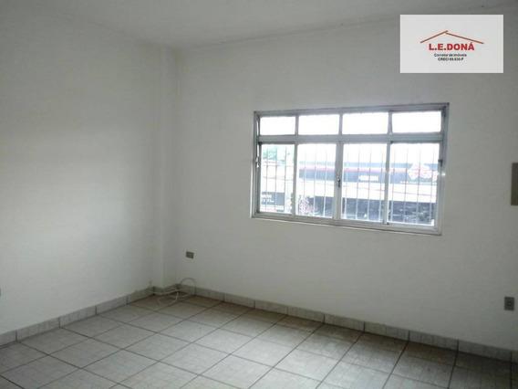 Sala Para Alugar, 60 M² Por R$ 1.800/mês - Quitaúna - Osasco/sp - Sa0092
