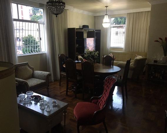 Apartamento Em Icaraí, Niterói/rj De 140m² 3 Quartos À Venda Por R$ 550.000,00 - Ap251658