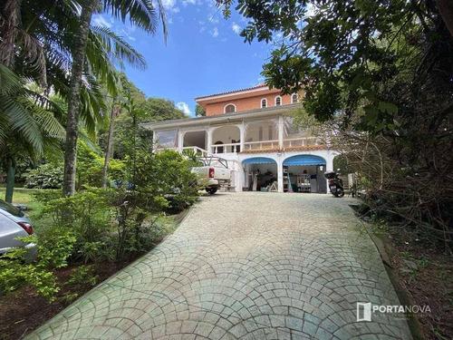 Imagem 1 de 30 de Casa Com 4 Dormitórios À Venda, 550 M² Por R$ 3.000.000,00 - Miolo Da Granja - Cotia/sp - Ca0634