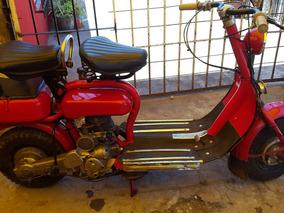 Siambretta 125 Standar Rojo