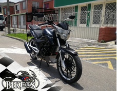 Akt Rtx 150 2017 Perfecto Estado ! Bikers!