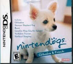 Nintendo Ds Nintendogs: Chihuahua