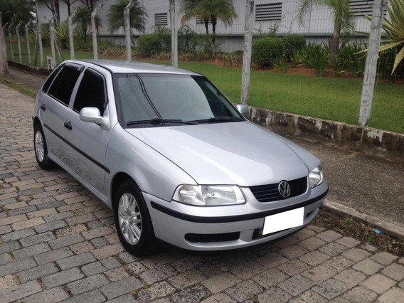 Volkswagen Gol 1.0 City 8v Gasolina 2005 Manual.