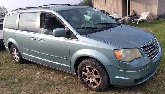 Chrysler Town & Country 2008 ( En Partes ) 2008 - 2010 3.8l