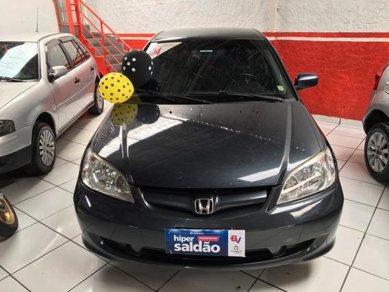 Civic 1.7 Lx 4p 2004