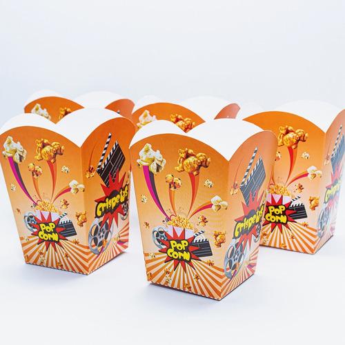Empaque De Crispetas Pequeña Impresa - Unidad a $1